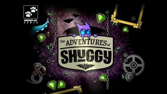 Adventures of Shuggy Main Logo/Wallpaper